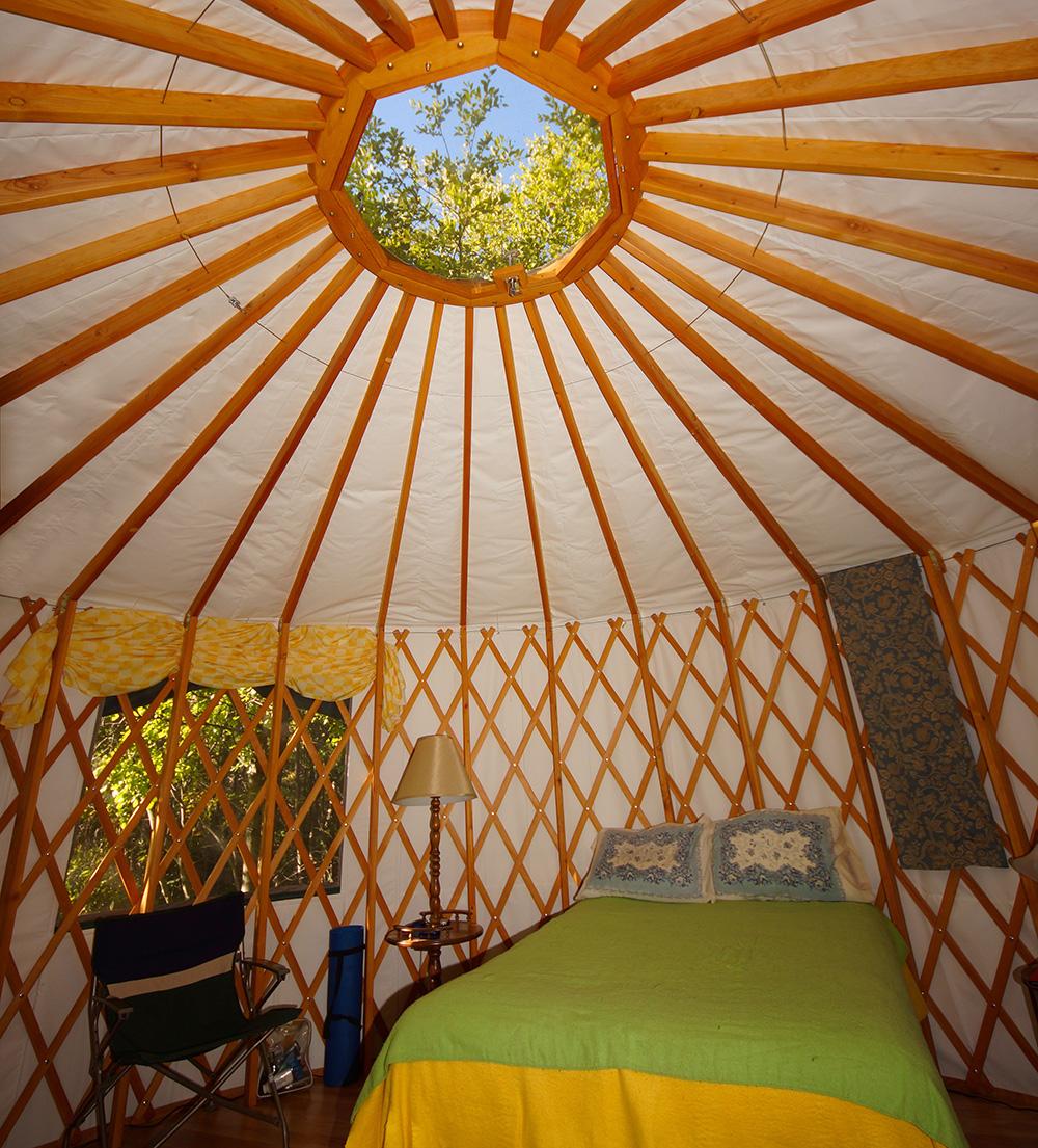 Smaller Yurts Pacific Yurts